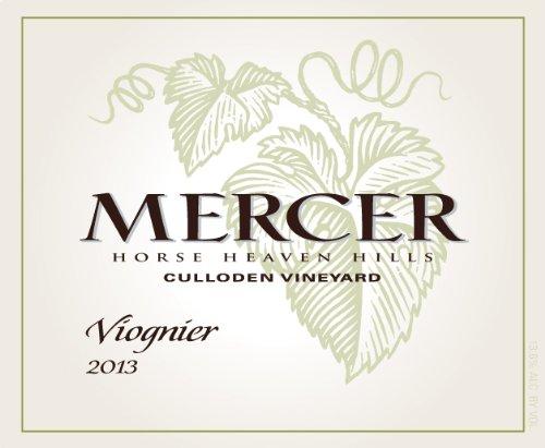 2013 Mercer Estates Horse Heaven Hills Viognier 750 Ml