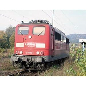 Piko 47200 – TT E-Lok BR 151 DB AG Epoche V