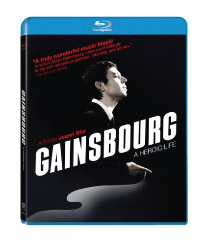 Cover art for  Gainsbourg [Blu-ray]