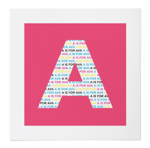 Monogrammed Baby Gifts For Girls