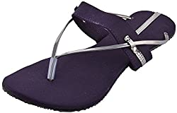 Green Apple Girls Blue Synthetic Outdoor Sandals 8 UK