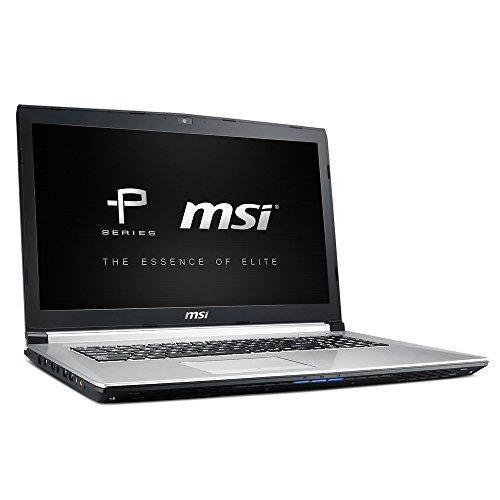 Msi prestige 173 inch notebook intel core i7 5700hq 8gb ram 1tb hdd dvdrw bt webcam nvidia gtx960m windows 81