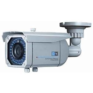 OKINA, 48 IR Day & Night Weatherproof Color Security Camera