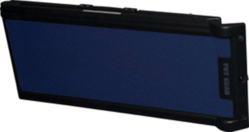 Pet Gear Travel Lite Bi-Fold Full Ramp for cats and dogs up to 150 pounds, 66-inch, Black/Blue