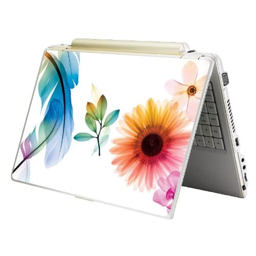 Bundle Monster Laptop Notebook Skin Sticker Cover Art Decal   12 14 15   Fit HP Dell Asus Compaq   Daisy