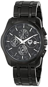 "Brillier Men's 50-03 ""Buzz"" Chronograph Sport Watch"