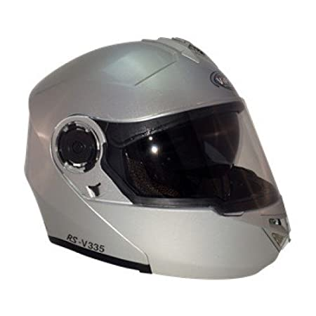 Viper RSV335 Flip argent moto casque