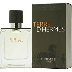 Hermes Terre D'Hermes Eau De Toilette Spray for Men 100ml