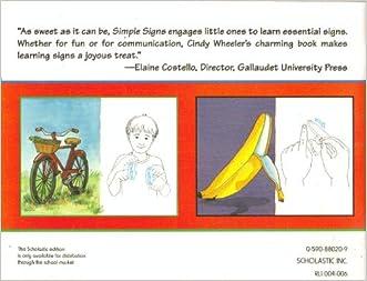 Simple Signs (ASL)
