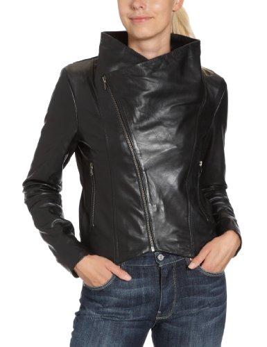cheaper b0538 3e7df SELECTED FEMME Damen Jacke, 16027728 Gabbi Leather Jacket ...