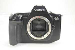 Canon EOS 650 SLR 35mm Camera Body 1987 Model