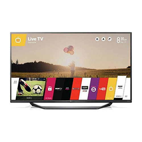 LG 49UF770V Ultra HD 4K 49 Inch TV(2015 Model)