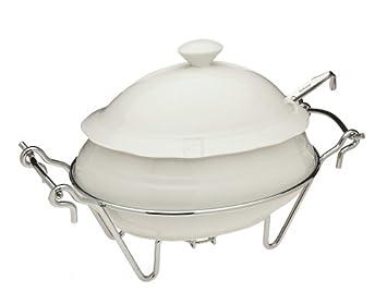 Godinger Porcelain Soup Tureen