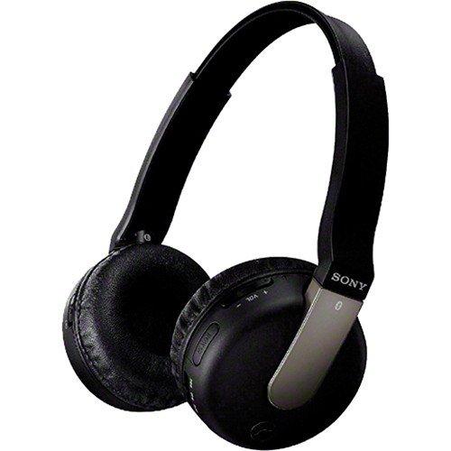 Sony Noise Canceling Wireless Bluetooth Headphones (Black)