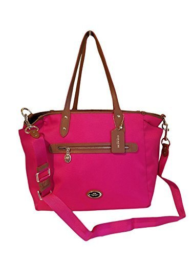 coach-sawyer-bebe-panales-bolsa-multifuncion-bolsa-de-sillin-marron-rosa-ruby-37758