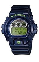 Casio G-Shock Mirror Face Mens Quartz Blue Resin #DW-6900SB-2DR