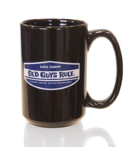 Old Guys Rule Local Legend Mug