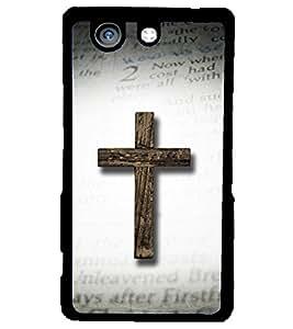 PRINTSWAG JESUS Designer Back Cover Case for SONY XPERIA Z4 MINI