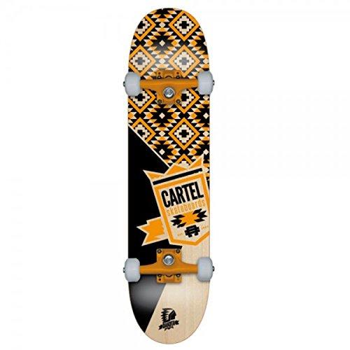 CARTEL Skateboard 7.8 Dakota Orange