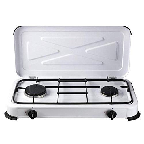 Gasherd mit 2 Kochstellen