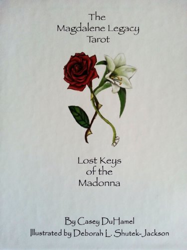 By Casey DuHamel The Magdalene Legacy Tarot: Lost Keys of the Madonna (1st First Edition) [Cards] (The Quest Tarot Deck compare prices)