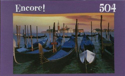 Encore 504pc Puzzle - Venice Italy - 1