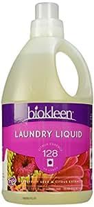 biokleen, Laundry Liquid, Regular, Grapefruit seed & Citrus extracts, 64 oz