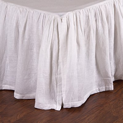 Voile Bed Skirt front-1041407