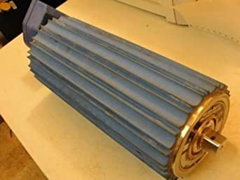 Van Der Graaf Tm113b25 0434 Pl2 Drum Motor Electric Fan Motors Industrial Scientific