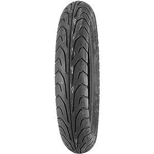 Dunlop GT501 Street Motorcycle Tire – Black – 110/90V-16 / Front