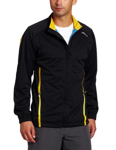 ASICS Asics Men's ARD Jacket, Black/Bronze, Medium