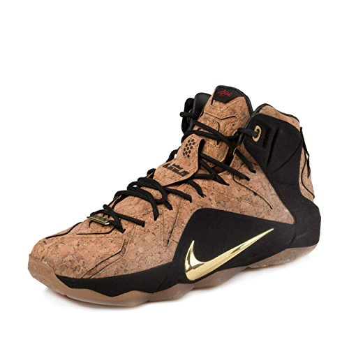 nike-lebron-xii-ext-cork-mens-hi-top-trainers-768829-sneakers-shoes-size-75