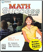 Math Success Deluxe 2010 [Old Version]