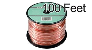 Acoustic Research PR262 Speaker Wire, 16 AWG, Wire (100 FT) (Discontinued by Manufacturer)