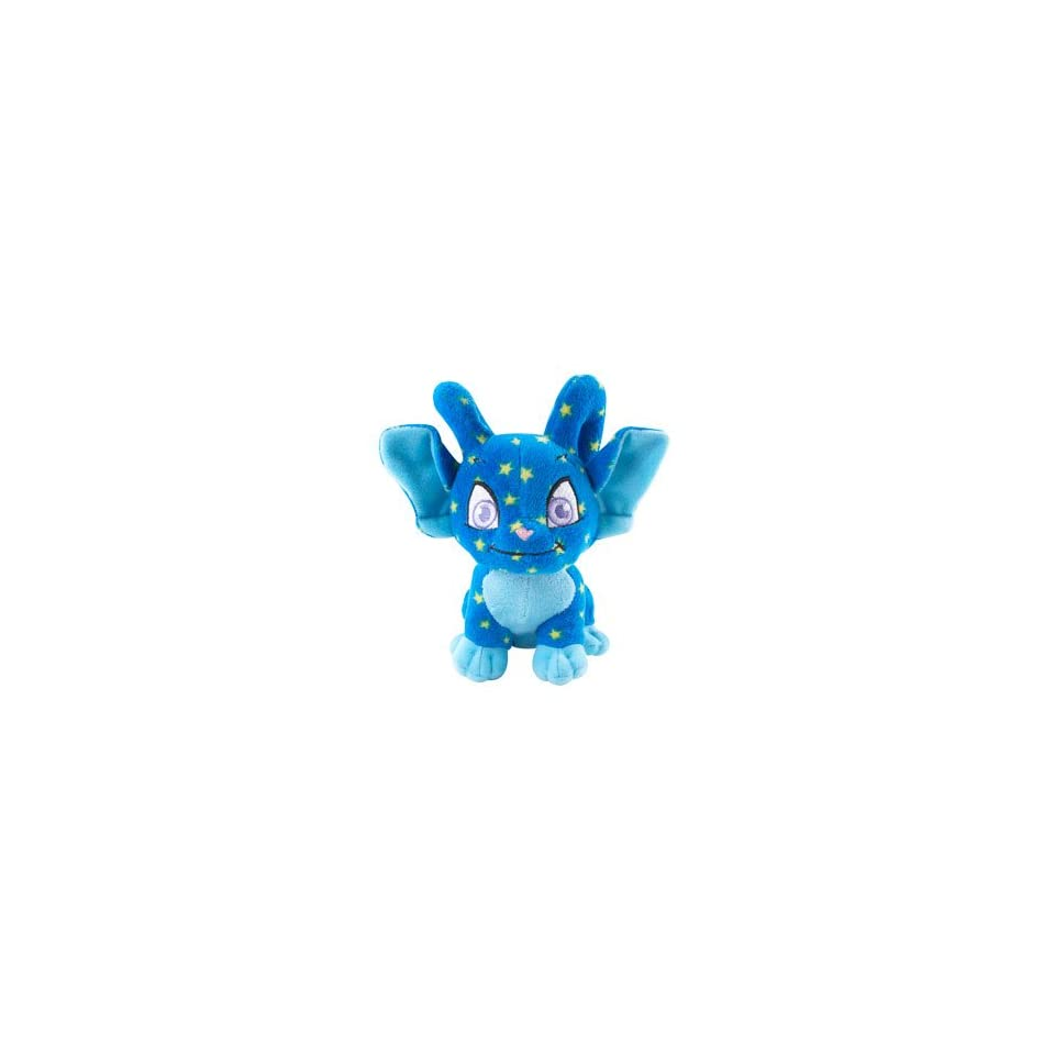 Neopets Collector Species Series 6 Exclusive Plush with Keyquest
