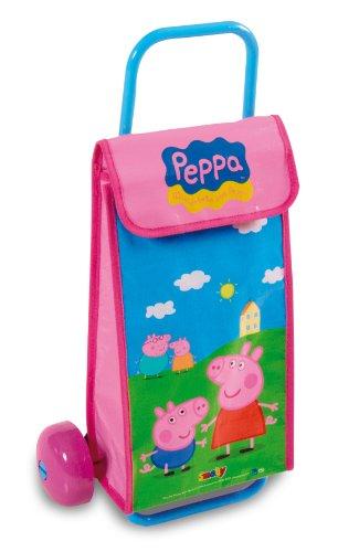Peppa Pig - Carrito de compra (Smoby 24204)
