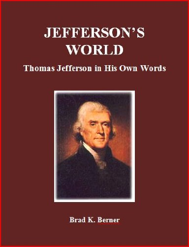 a look into life and accomplishments of thomas jefferson Until this century, it was possible to tell the story of thomas jefferson's life without significant mention of his slaves even when jefferson's slaveholding began to be widely discussed, the emphasis remained on jefferson himself--the contradictions in his character-- and not on the lives of the slaves.