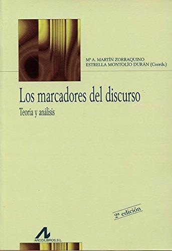LOS MARCADORES DEL DISCURSO