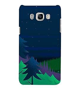 Night 3D Hard Polycarbonate Designer Back Case Cover for Samsung Galaxy J7 (6) 2016 Edition :: Samsung Galaxy J7 (2016) Duos :: Samsung Galaxy J7 2016 J710F J710FN J710M J710H