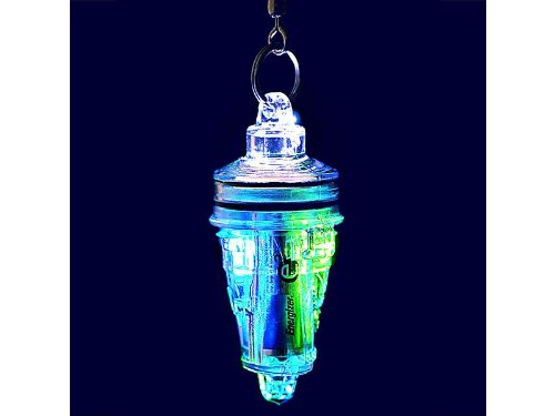 Lindgren-Pitman Electralume Lights - 3 Color-White/Blue/Green (Multi)