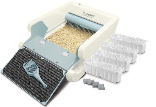 Littermaid LM980 Mega Self-Cleaning Litter Box