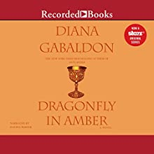 Dragonfly In Amber: Outlander, Book 2 (       UNABRIDGED) by Diana Gabaldon Narrated by Davina Porter