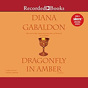 Dragonfly In Amber Audiobook