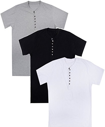 Aarbee-Mens-Cotton-T-Shirts-Combo-of-3