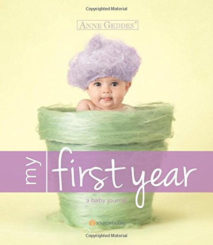 Baby First Year Memory Book