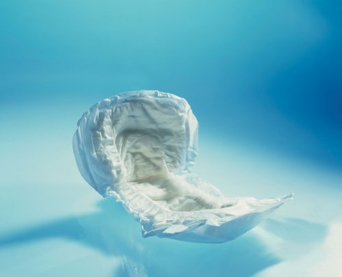 Shaped Incontinence Pads - Super Plus
