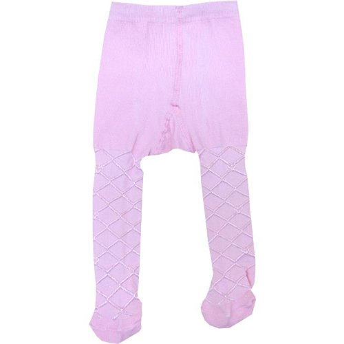 Baby Tights White, Cream or Pink in Newborn, 0-3, 3-6 months Cotton Blend