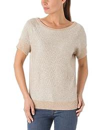 Kookaï T-Shirt in Maglia Beige S (FR T0)