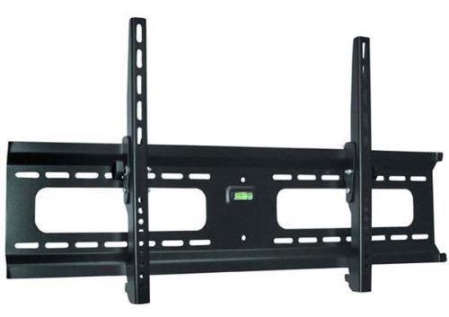 Low Profile Black Tilt/Tilting Wall Mount Bracket For Samsung Toc Un46C8000 Led Hdtv Tv/Television - Ultra Slim