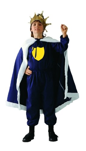 Child's King Costume Size Medium (8-10)